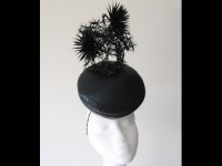 Fiona Mangan Millinery Raven